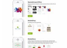 برنامج تصميم تطبيقات اندرويد و iOs