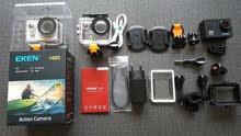 كاميرا تصوير تحت الماء بالتقنية 4K
