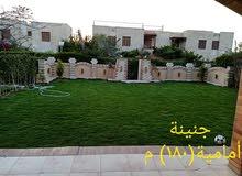 شاليه 3 غرف وحديقة للإيجار بالساحل الشمالي