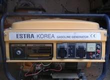 للبيع مولد كهربائي أسترا كوري يحتاج الي لفه نحاس  للجادين الاتصال علي الرقم 0928277601.