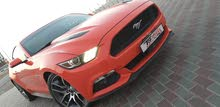 Ford Mustang 2015 For sale - Orange color