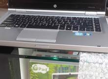 جهاز لابتوب  hp كور اي 7