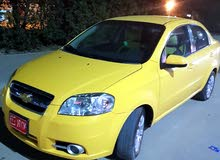 Chevrolet Aveo 2008 For sale - Yellow color
