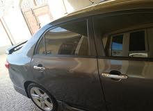 كورلا S 2013 نظيف جدا