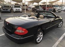 For sale Mercedes Benz CLK 200 car in Sharjah