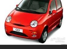 مطلوب سيارة QQ للبيع