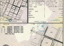 سكني تجاري المعبيله 5/2 رابع خط من شارع نيستو بالقرب من مسقط مول - حصريا