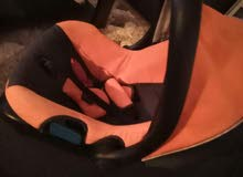 قعماز ومقعد سياره 2 في واحد