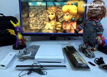Hacked Nintendo Wii with a lot of games جهاز نينتندو وي مهكر افضل جهاز العاب مع
