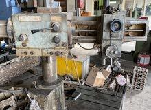 معدات ورش ومصانع