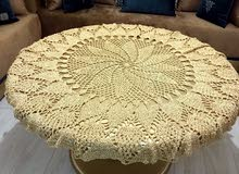 nappe de table au crochet
