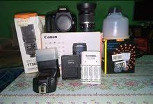 كاميرا كانون550