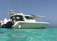 رحلات بحرية ورحلات صيد قارب ويخت للايجار