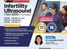 Live Online course : Infertility Ultrasound