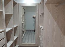 شقة للبيع في حي راقي 2مارس متكونة من