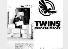 TWİNS EXPORT İMPORT  توينز للشحن