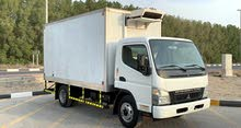 Canter Fuso 2015 Chiller Ref#469