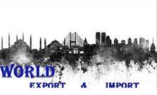 world import export