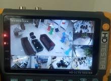 جهاز فحص كاميرات المراقبة tester cctv
