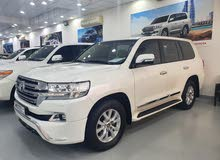 Toyota Land Cruiser GX-R V8  4.6L Full option