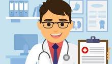 طبيب عام خبرة 9 سنوات أبحث عن عمل
