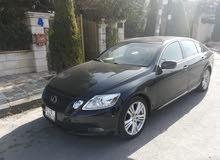 Black Lexus GS 2007 for sale