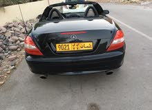 Mercedes Benz SLK 200 car for sale 2008 in Muscat city