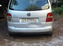 Used condition Volkswagen Touran 2004 with +200,000 km mileage