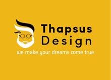 مصمم جرافيكي محترف متخصص في تصميم تطبيقات الهاتف الجوال ومواقع الواب