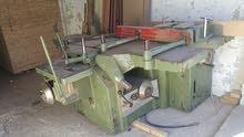 ماكينات نجارة إيطالي للبيع