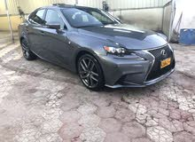 Used condition Lexus IS 2014 with 60,000 - 69,999 km mileage