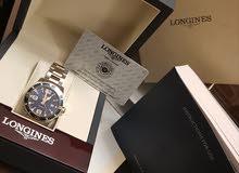Longines HydroConquest Blue Dial Men's Watch  لببيع لونجين
