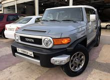 Toyota FJ Cruiser car is available for sale, the car is in Used condition