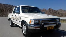 Used condition Toyota Hilux 1997 with 0 km mileage