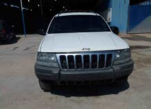 Automatic Jeep 2002 for sale - Used - Misrata city