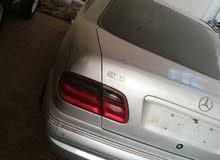 Mercedes Benz E55 AMG in Al Ain
