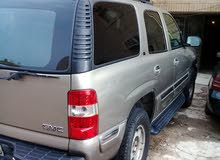 Silver GMC Yukon 2002 for sale