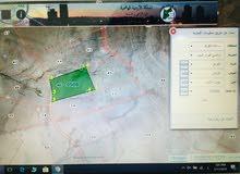 قطعة ارض في محافظة الكرك - المزار الجنوبي