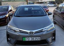 Automatic Toyota 2018 for rent - Amman