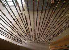 ستارة خرز خشبية من محلات Pier 1 imports من اميريكا