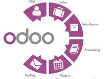 برنامج محاسبة -مبيعات -وادارة المؤسسات ERP odoo