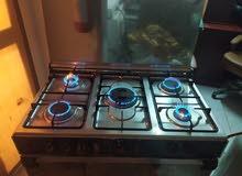 طباخة خمس عيون شغال حالة جيدة