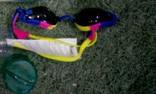 نظارات سباحه مستورده اولادى بالجراب