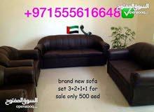 أريكة 7 مقاعد متوفرة العديد من الألوان المتاحة السعر 500 فقط