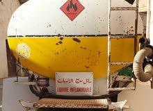 شاحنة صهاريج مازوت نوع افكو فيات