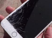 يتوفر شاشة ايفون 6+ الأصلية (فكك جهاز) ب40 دينار لون أبيض وشاشة ايفون 7+ الأصلية