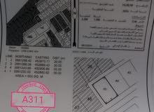 للبيع أرض سكنية  الموقع (ينبع مربع 2) ولاية صحار . المساحة 600م .