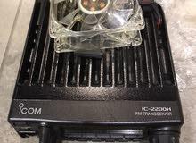 للبيع جهاز ايكوم 2200  لاسلكي icom 2200