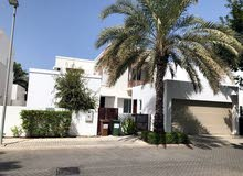 sqm  Villa for rent in Seeb