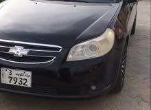 Diesel Fuel/Power   Chevrolet Epica 2007